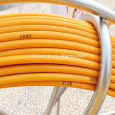 Electricals Wires Cables Cable Puller Electrical Wire   cable laying ...