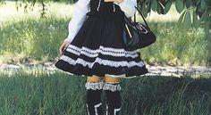 Lolita Oldschool Skirt