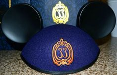 Club 33 Mouse Ears | sounds like something I wish I was a part of.