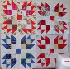 Sane, Crazy, Crumby Quilting: Bear Footin'
