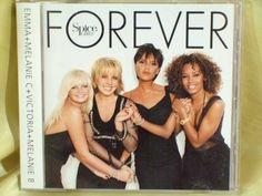 CD/Japan- SPICE GIRLS Forever +1 bonus trk w/OBI RARE 2000 VJCP-68266 #DancePopElectroSynthPopRock