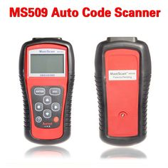 Autel MaxiScan MS509 OBD2 Scanner Code Reader   The MaxiScan MS509 OBDII/EOBD Scanner supports all nine OBDII test modes on all OBD2 compliant vehicles to enable technicians  to accurately diagnose even the toughest problems. Sophisticated yet easy-to-use!Check the fault code anytime you want. Experience the excellent services now!!!