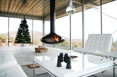 Nitze IT HOUSE - Taalman Koch Architecture - the Fireorb is a perfect fit