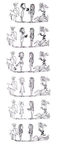Quino Let's Have Fun, Humor Grafico, Hilarious, Funny, Memes, Illusions, Smooth, Rainbow, Cartoon