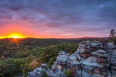 The Most Beautiful Places in Illinois - Road Trip Ideas