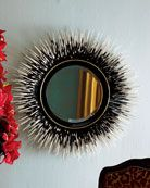 porcupine quill mirror - this one is definitely calling my name!