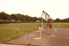 Play park in West Park, South Shields Local History, Childhood, Play, Happy, Infancy