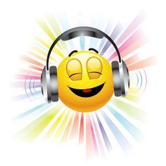 Chillax Headphones Emoticon Smiley Emoticon, Emoticon Faces, Images Emoji, Emoji Pics, Emoji Characters, Relaxation Exercises, Emoji Symbols, Emoji Love, Starbucks Gift Card