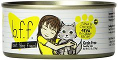 Best Feline Friend Cat Food Tuna  Chicken 4Eva Recipe 55 Ounce Cans Pack of 8 *** You can get more details by clicking on the image. #PetFood