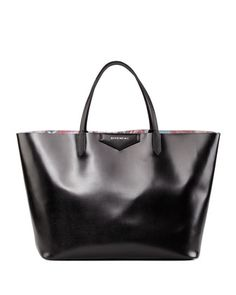 Antigona+Large+Floral-Interior+Shopper+Bag+by+Givenchy+at+Bergdorf+Goodman.