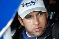 Elliott Sadler, driver of the #2 OneMain Financial Chevrolet, sits in his car in the garage during practice for the NASCAR Nationwide Series OReilly Auto Parts 300 at Texas Motor Speedway on April 12, 2012 in Fort Worth, Texas. - Photo by Todd Warshaw/Getty Images North America cherokeegrifter eighthproud130 blamebrood530