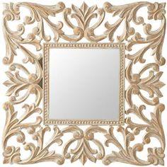 Bashni Mirror - Wall Mirrors - Home Decor | HomeDecorators.com