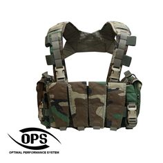 Tactical Chest Rigs, Tactical Vest, Airsoft Gear, Combat Gear, Utility Pouch, Woodland Camo, Military Gear, Body Armor, Guy Stuff