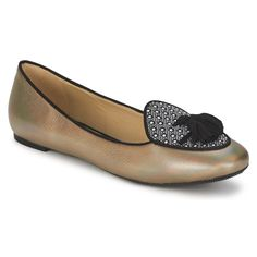 sapatilhas Etro 3922 Dourado