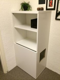 Top entry BESTA litterbox - IKEA Hackers