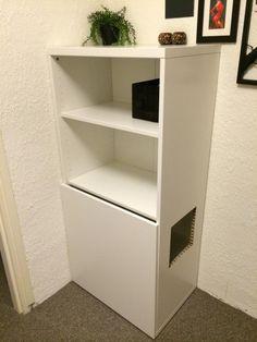 Top entry BESTA litterbox - IKEA Hackers