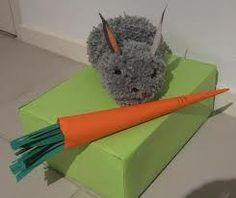 Makkelijke surprise met konijn als thema