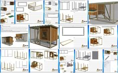 Laying Hen Chicken Tractor Designs | Chicken Tractors Let You Move Hens Around Yard