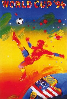 World Cup posters USA 1994