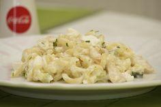 Grčka salata sa tjesteninom i piletinom