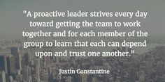 Be proactive in your leadership abilities. Leadership Abilities, Executive Search, Video Advertising, Talent Management, Success, Ads, Business, Store, Business Illustration