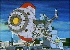 太空突擊隊Captain Future「キャプテン‧フューチャー」彗星號Future Comet/フューチャーコメット号