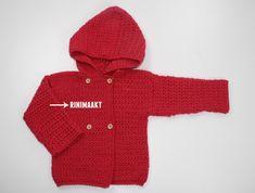 Vestje in madeliefsteek maat Crochet Baby, Free Crochet, Baby Vest, Crochet Clothes, Robin, Baby Gifts, Kids Outfits, Crochet Patterns, Pullover