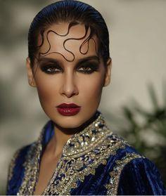 Velvet with Zardosi  Make up by @anukaushik @kaushikanu  Photography by @ashishchawlaphotography.  Styled by @ambertikari  Model @kadmodel  #dabiri #dabiricouture #indianwear #indiancouture #indianfashion #handembroidery #handmade #stunning