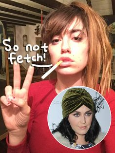 Katy Perry Accused Of Being A 'Regina George' Type Of Bully! Singer Ryn Weaver Stirs Up More Bad Blood!