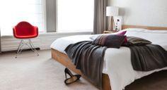 Slaapkamer, Vondelstraat | Diana van den Boomen & Kodde Architecten