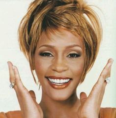 ms whitney houston