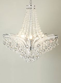 British Home Store is now online. Discover affordable, High-Quality Lighting, Home Accessories, Womenswear and Menswear. Chandelier Ceiling Lights, Chandeliers, British Home, Light Up, Interior Ideas, Homestead, Lamps, House Ideas, Decorating