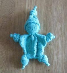 Knuffel poppetje Diy Crochet, Crochet Toys, Crochet Baby, Crochet Cardigan Pattern, Crochet Patterns Amigurumi, Knitting Stitches, Knitting Patterns, Free Doily Patterns, Magic Crafts