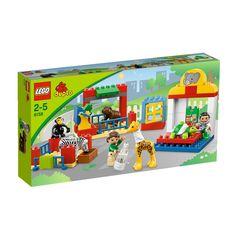 Lego Duplo Clinique vétérinaire pour enfant De 2 ans à 5 ans Lego - Oxybul éveil et jeux