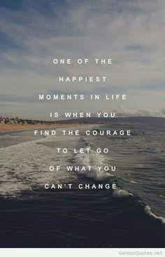 Laten gaan wat je niet kunt veranderen is bevrijdend. Workshops bij www.bronkracht.be helpen je hierbij.