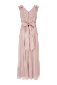 Buy Maya Petite Tulle Maxi Dress from the Next UK online shop Bridesmaid Dresses, Prom Dresses, Wedding Dresses, Bridesmaids, Maya, Phuket Wedding, Pink Maxi, Tulle Fabric, Embellished Dress