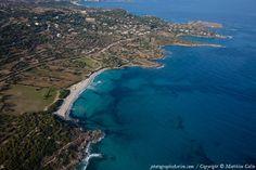 Photo aérienne de Corbara - Haute-Corse (2B)