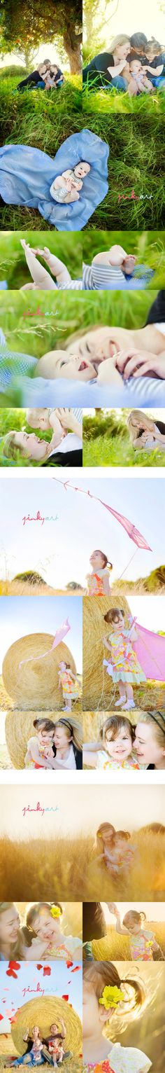 Lovely family session.  Love the heart toss at the end~