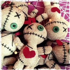 Stacey Jean | Voodoo Sock Doll | Online Store Powered by Storenvy $20