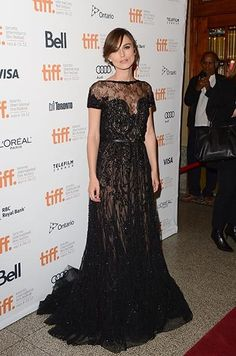 We can't get enough of Keira Knightley's romantic yet simple (and sweet) style.