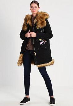 #Kengstar cappotto invernale black natural Nero  ad Euro 550.00 in #Kengstar #Donna premium abbigliamento