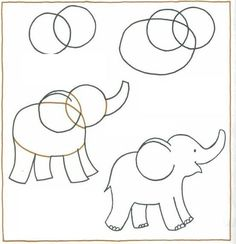 How To Draw A House Step By Step For Kids Drawing Sketching