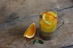 burczymiwbrzuchu: Napar z pomarańczy, imbiru i goździków