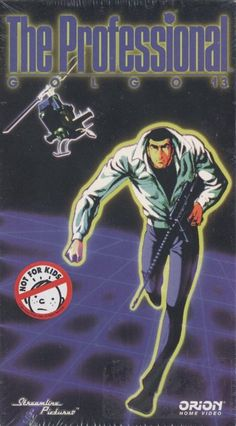 Professional: Golgo 13 another anime classic