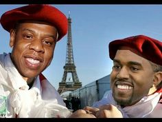 Jay-Z & Kanye West - Ni**as In Paris (Official Music Video Parody) Big Cheese - Negro In Publix  This Guy is Funny!!