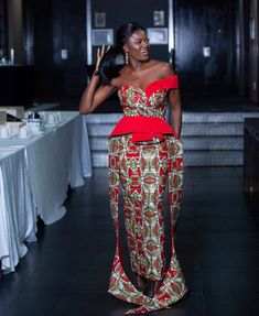 Beautiful Ankara Styles For Church African Print Dresses, African Dresses For Women, African Print Fashion, Africa Fashion, African Wear, African Attire, African Women, African Outfits, African Style