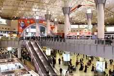 https://flic.kr/p/GudkVp | Kuwait International Airport, State of Kuwait - KWI/OKBK | Upper level for Departures, Lower level for Arrivals