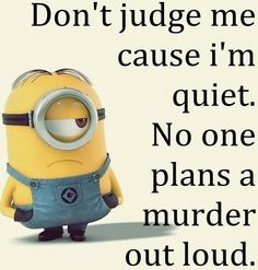 Best of LOL pictures Funny Minions AM, Thursday September 2015 PDT) - 10 pics - Minion Quotes Funny Minion Pictures, Funny Minion Memes, Minions Quotes, Funny Relatable Memes, Funny Jokes, Funny Pics, Funny Stuff, Minion Humor, Funny Images