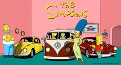 VW Simpsons