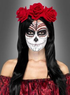 Day of the Dead Haarschmuck